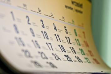 Rodzaje kalendarzy - sprawdź, zanim wydrukujesz