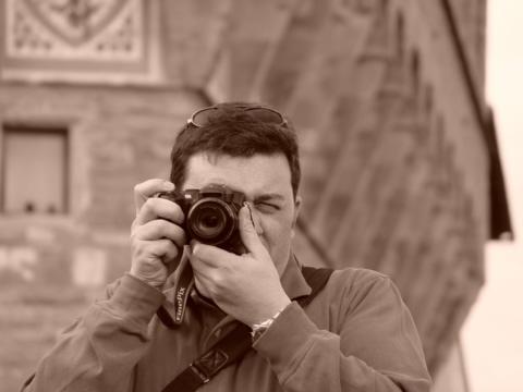 Jestem fotografem czyli...